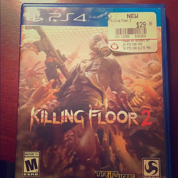 Killing floor 2 a zombie game